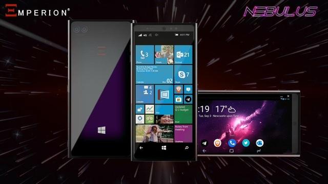 Sắp có smartphone chạy Windows 10, hỗ trợ ứng dụng Android - 1