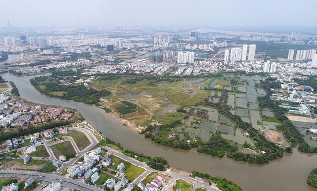 Nhà Bè sắp lên quận, sốt đất lan nhanh về Nam Sài Gòn - 1