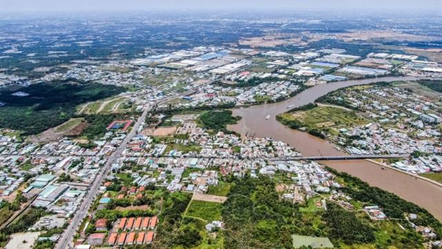 Nhà Bè sắp lên quận, sốt đất lan nhanh về Nam Sài Gòn - 2