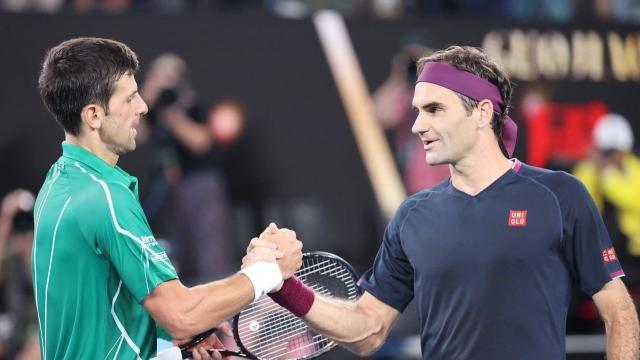 """Djokovic: """"Tennis sẽ không trọn vẹn nếu thiếu Federer"""" - 1"""