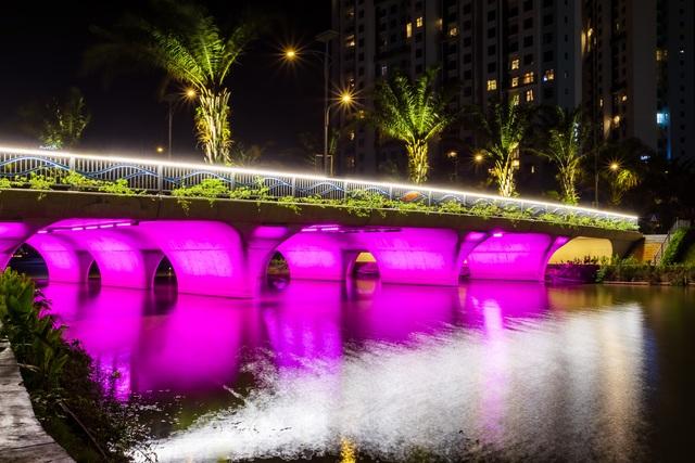 Cận cảnh những cây cầu đẹp lung linh tại thành phố xanh ngay gần Hà Nội - 11