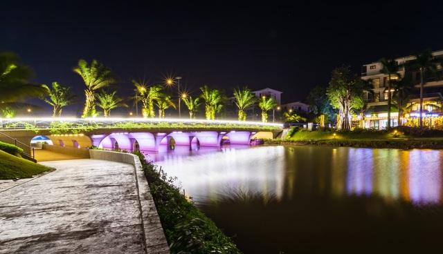 Cận cảnh những cây cầu đẹp lung linh tại thành phố xanh ngay gần Hà Nội - 12