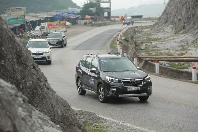 Subaru Forester - Giá chỉ hơn 900 triệu đồng để chinh phục thị trường - 1