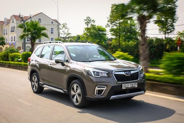 Subaru Forester - Giá chỉ hơn 900 triệu đồng để chinh phục thị trường - 3
