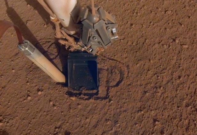 """NASA cố gắng đưa """"điệp viên nằm vùng"""" trên sao Hỏa trở lại nhiệm vụ - 1"""