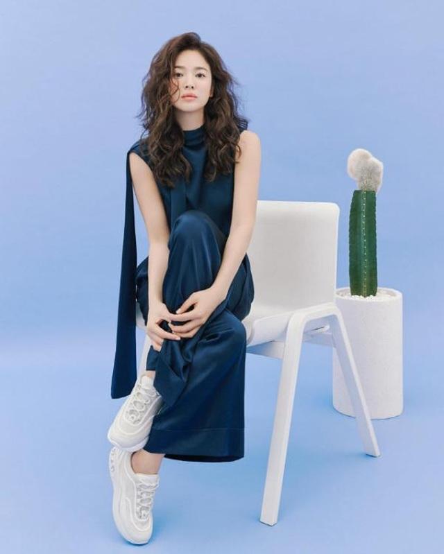 Song Hye Kyo xinh đẹp tại tuần lễ thời trang Milan - 16