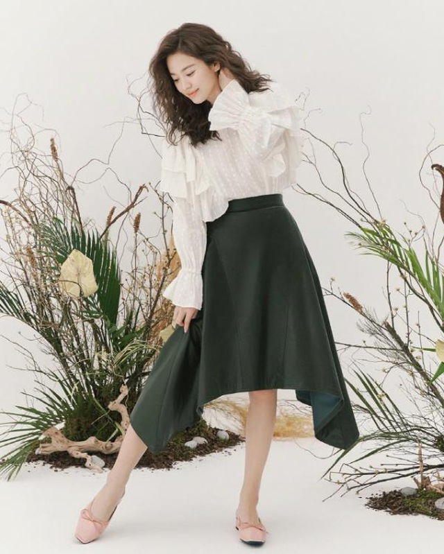 Song Hye Kyo xinh đẹp tại tuần lễ thời trang Milan - 18