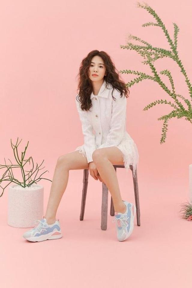 Song Hye Kyo xinh đẹp tại tuần lễ thời trang Milan - 21