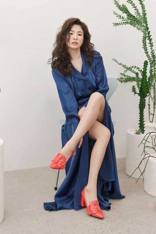 Song Hye Kyo xinh đẹp tại tuần lễ thời trang Milan - 19