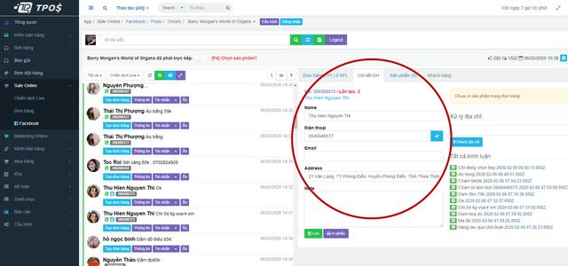 """Phần mềm quản lý bán hàng với nhiều tính năng """"độc"""" dành cho shop livestream - 3"""