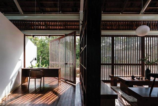 Ngôi nhà cấp 4 ở Đắk Lắk đẹp như resort nhờ thiết kế độc lạ - 7