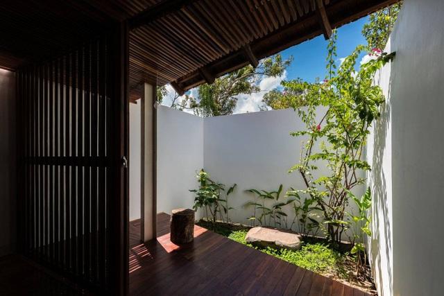 Ngôi nhà cấp 4 ở Đắk Lắk đẹp như resort nhờ thiết kế độc lạ - 9