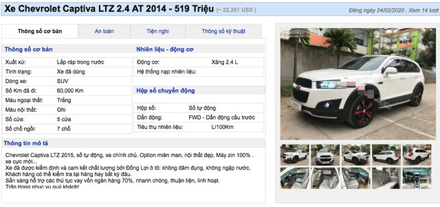 Giải cứu xe mùa dịch Covid-19: Nhiều loại 7 chỗ chỉ bán dưới 600 triệu đồng - 4