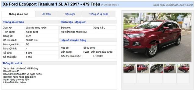 Giải cứu xe mùa dịch Covid-19: Nhiều loại 7 chỗ chỉ bán dưới 600 triệu đồng - 6