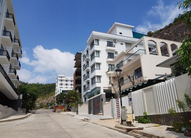 Khánh Hòa giám sát xử lý biệt thự Ocean View xây sai quy hoạch - 3
