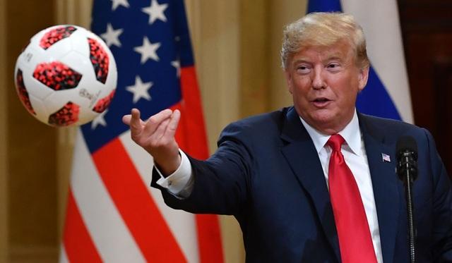 Các nhà lãnh đạo thế giới tặng quà gì cho ông Trump? - 2