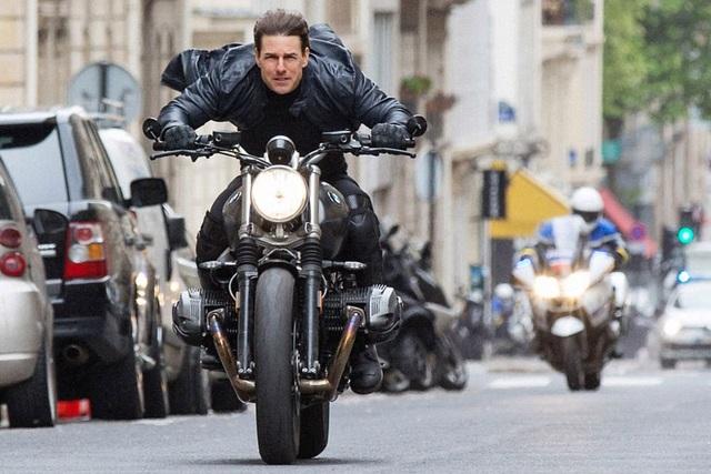 Bom tấn của Tom Cruise bị dừng quay ở Ý vì Covid-19 - 1