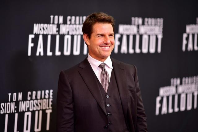 Bom tấn của Tom Cruise bị dừng quay ở Ý vì Covid-19 - 2