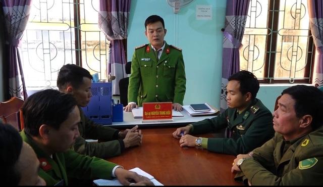 100% các xã tại Quảng Bình có công an chính quy - 2
