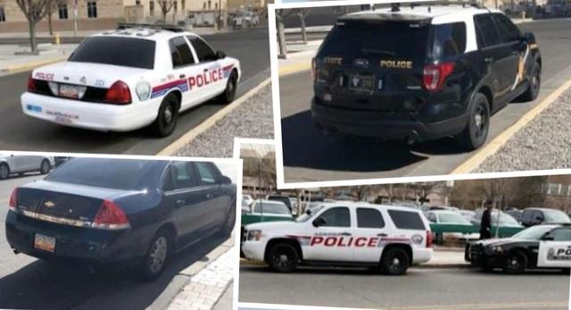 Chụp ảnh hàng trăm ảnh xe cảnh sát đỗ xe sai luật để... đòi lại công bằng - 1