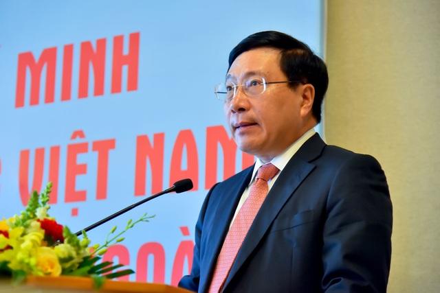Lan tỏa giá trị Hồ Chí Minh tới cộng đồng quốc tế - 1