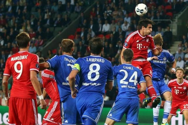 Năm lần đại chiến nảy lửa giữa Chelsea và Bayern Munich - 4