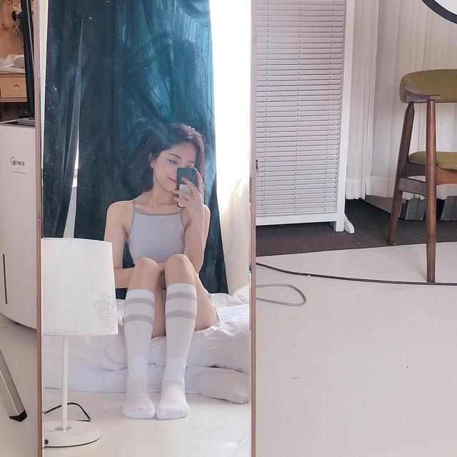 Cô gái Hàn bị bạn trai đá vì béo, giảm cân ngoạn mục xinh như thiên thần - 6