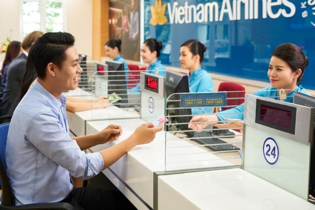 Vietnam Airlines khai thác 17 chuyến bay/ngày tới Côn Đảo linh thiêng - 1