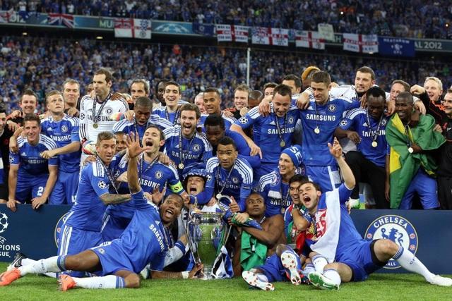 Năm lần đại chiến nảy lửa giữa Chelsea và Bayern Munich - 3