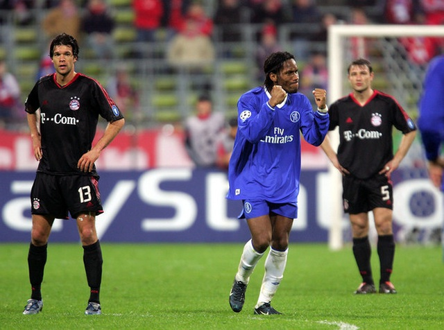 Năm lần đại chiến nảy lửa giữa Chelsea và Bayern Munich - 2