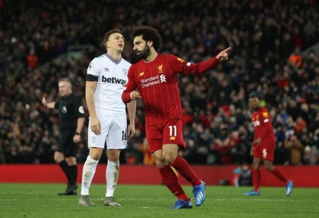 Liverpool có cơ hội tạo kỷ lục thắng liên tiếp ở Premier League - 1