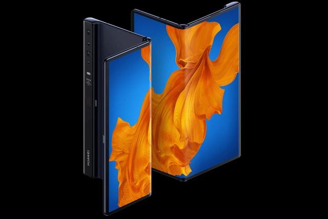Huawei trình làng smartphone màn hình gập Mate Xs, giá 2.700 USD - 1