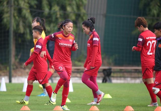 HLV Mai Đức Chung tuyên bố bất ngờ trước cuộc đấu với tuyển nữ Australia - 2