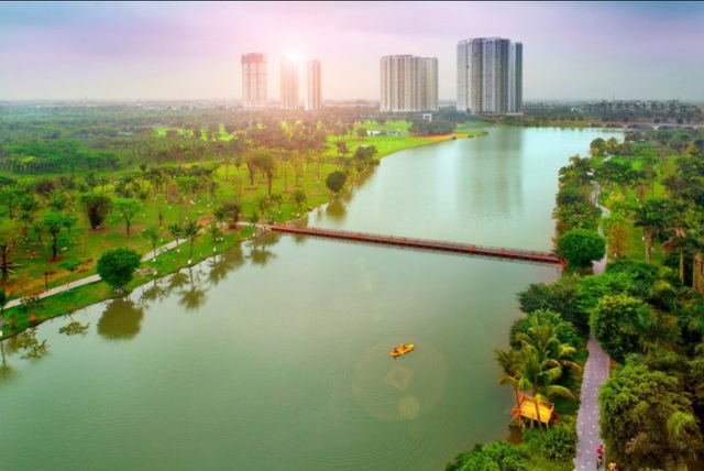 Ecopark - Thành phố khởi đầu cuộc sống xanh trọn vẹn - 1