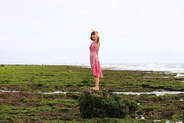 Vẻ đẹp mê hoặc lòng người của cánh đồng rong biển - 2