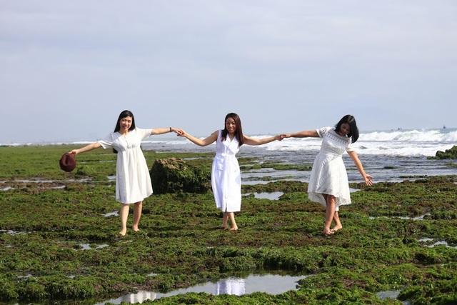 Vẻ đẹp mê hoặc lòng người của cánh đồng rong biển - 5