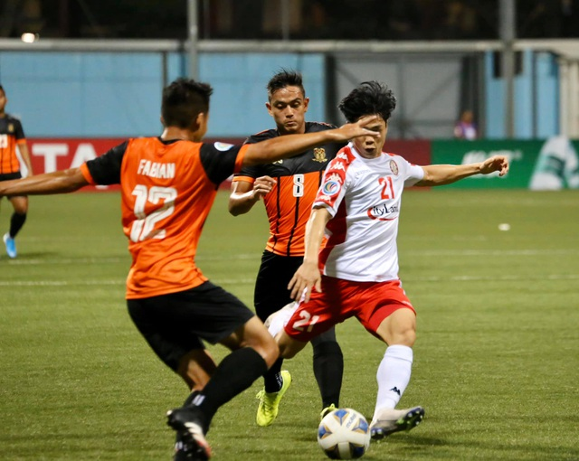 Công Phượng thăng hoa, Bùi Tiến Dũng gây thất vọng tại AFC Cup - 4