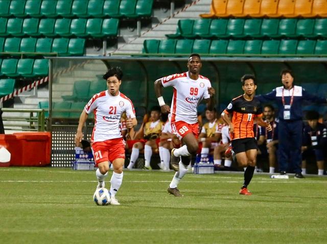 Công Phượng thăng hoa, Bùi Tiến Dũng gây thất vọng tại AFC Cup - 2