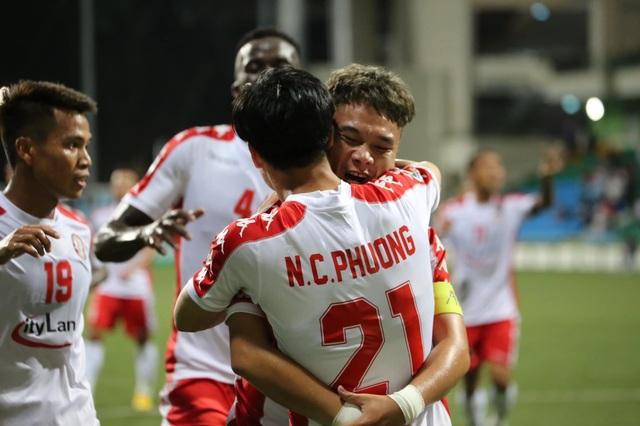 Công Phượng thăng hoa, Bùi Tiến Dũng gây thất vọng tại AFC Cup - 8