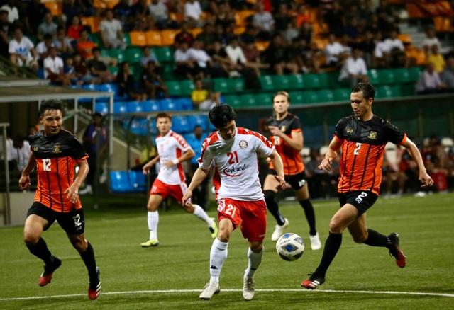 Công Phượng thăng hoa, Bùi Tiến Dũng gây thất vọng tại AFC Cup - 3