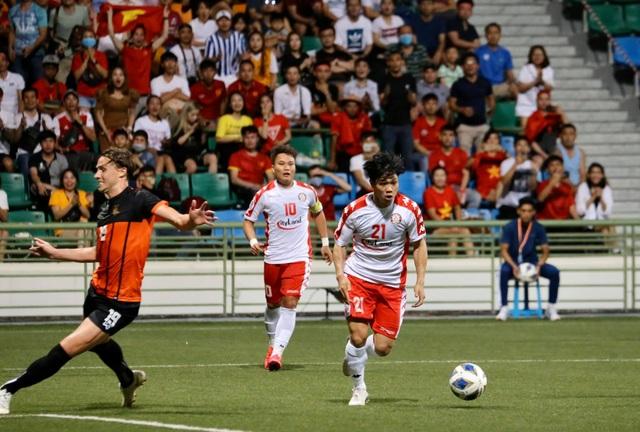 Công Phượng thăng hoa, Bùi Tiến Dũng gây thất vọng tại AFC Cup - 1