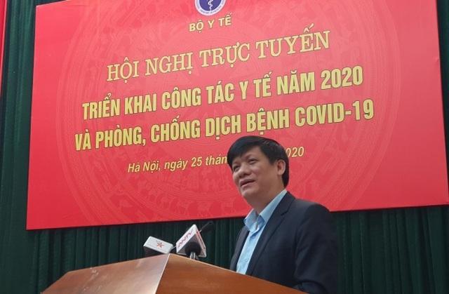 Việt Nam cách ly thêm 31 trường hợp nghi nhiễm virus corona mới - 1
