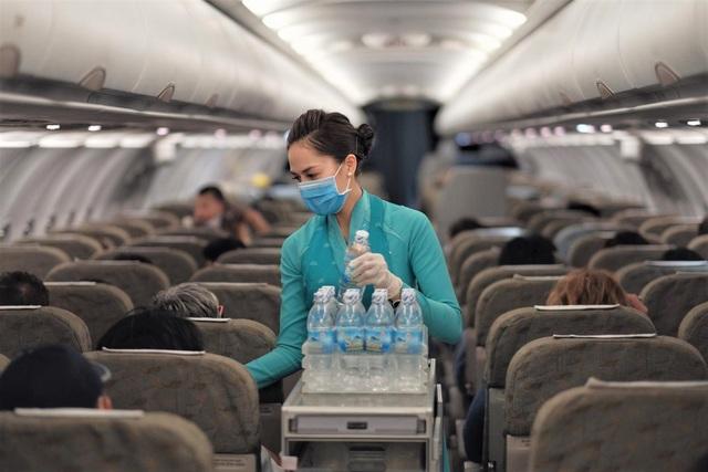 Chở khách tới Hàn Quốc, phi hành đoàn Việt Nam về ngay, không nhập cảnh - 1