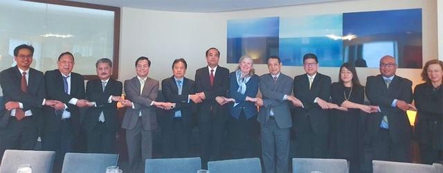 Các nước ASEAN đánh giá cao vai trò của Việt Nam trong ứng phó với Covid-19 - 1