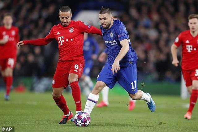 Những khoảnh khắc Bayern Munich gieo ác mộng cho Chelsea - 2