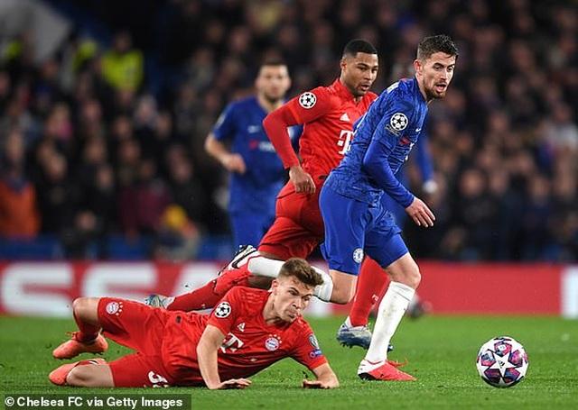 Chelsea 0-3 Bayern Munich: Bùng nổ bàn thắng trong hiệp hai - 15