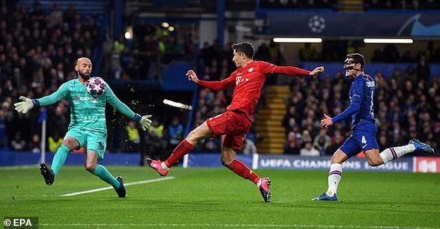 Những khoảnh khắc Bayern Munich gieo ác mộng cho Chelsea - 4