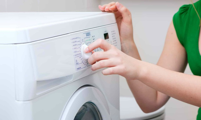 Chọn mức nước, bột giặt và những cách giúp tiết kiệm điện cho máy giặt - 5