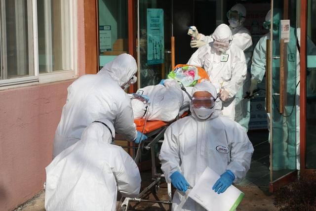 Hàn Quốc xác định ca nhiễm Covid-19 đầu tiên là người từ Vũ Hán - 1