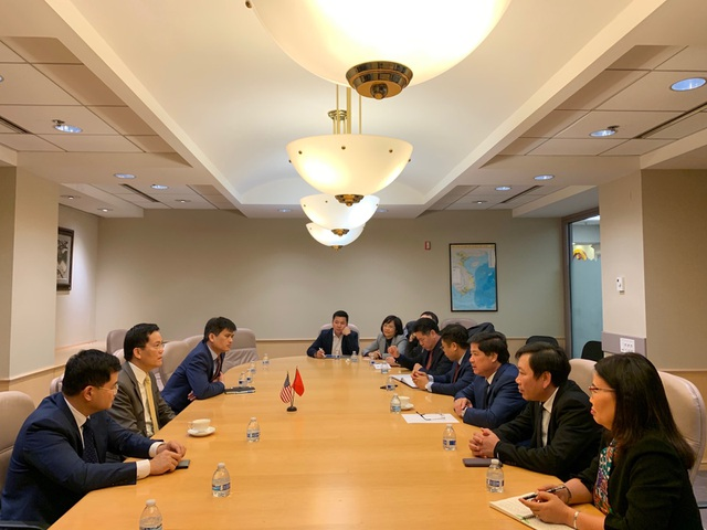 Đại sứ quán Việt Nam tại Mỹ thúc đẩy các hoạt động hợp tác đầu tư, du lịch - 2